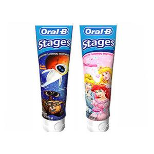 Oral-B Stages 3 Tandkräm (4-6 år) - 75 ml