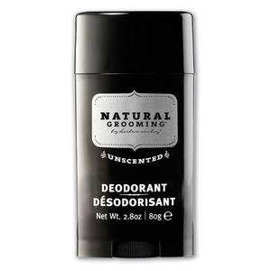 Organic Grooming Deodorant for Men - 1 st