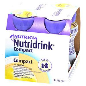 Nutridrink Compact - 4 x 125 ml