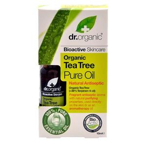 Dr. Organic Pure Oil Tea Tree - 10 ml