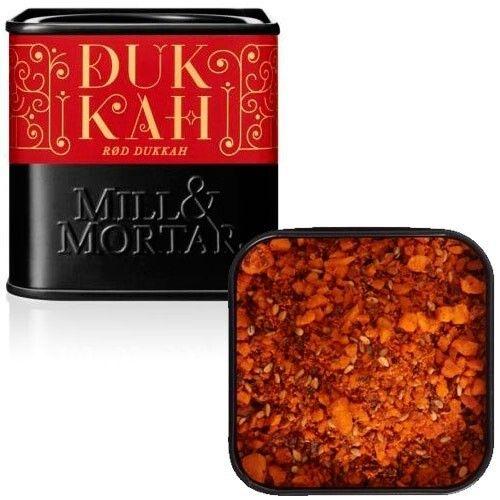 Mill & Mortar Röda Dukkahmandlar med sötrökt paprika 75 g