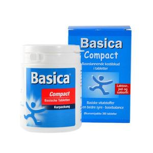 Basica Compact - 360 tabletter