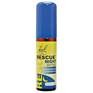 Bach Rescue Night Spray - 20 ml