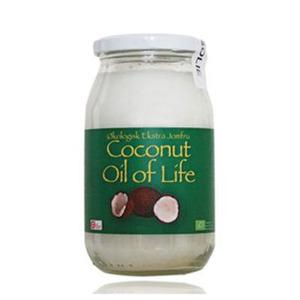 Livets Olja - Oil of Life - Kokosolja - 500 ml