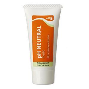 pH Neutral Antiperspirant och Deodorant Creme - 75ml