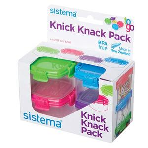 Sistema TO GO™ Knick Knack Pack Mini - 4 st