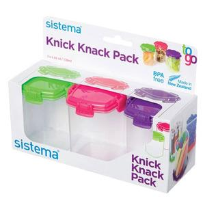 Sistema TO GO™ Knick Knack Pack Medium - 3 st