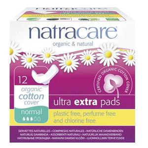 Natracare Binda ultra Extra normal - 12 st