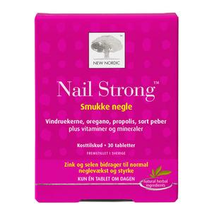 New Nordic Nail Strong - 30 tabletter