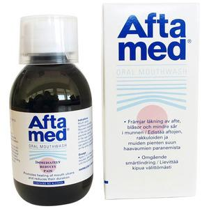 Aftamed munvatten - 150 ml