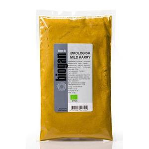 Biogan Mild Curry eko - 250 g