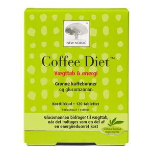 New Nordic Coffee Diet - 120 tabetter