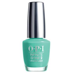 Få en långvarig manikyr med OPI Withstands the Test of Thyme från OPI's Infinite Shine-serie!