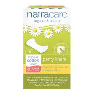 Natracare Trosskydd Curved - 30 st