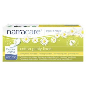 Natracare Trosskydd Curved eko - 22 st