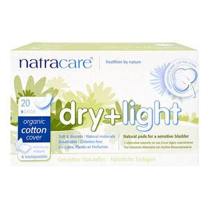 Natracare Dry & Light - 20 st