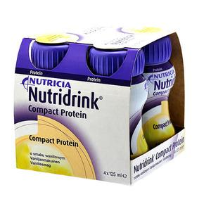 Nutridrink Compact Protein - 4 x 125 ml