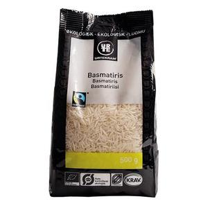 Urtekram Basmatiris Eko Fairtrade - 500 g
