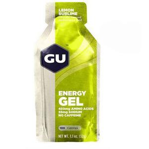 GU Energy Gel med citronsmak