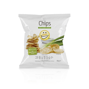Easis Sour Cream Onion Chips - 50 g