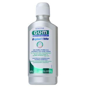 GUM Original White Munskölj - 500 ml