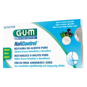 Gum HaliControl Tabletter - 10 st