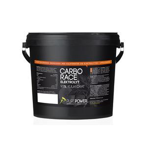 Pure Power Carbo Race Elektrolyt Apelsin - 3 kg