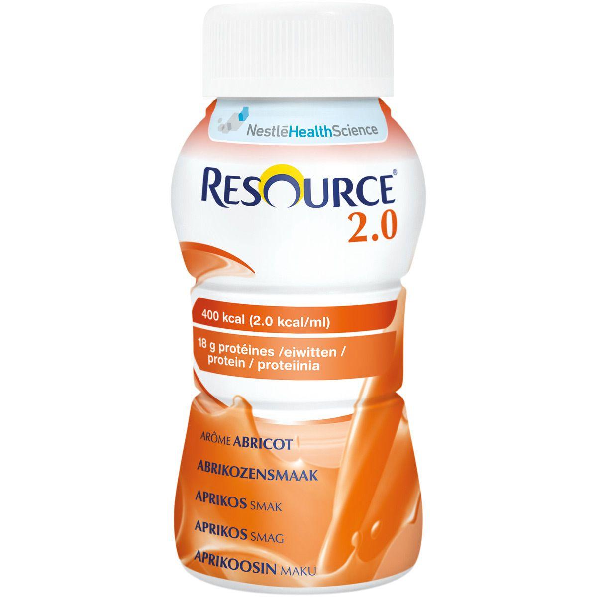 resource näringsdryck innehåll