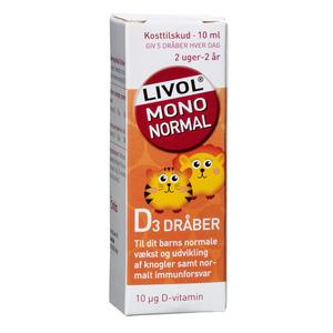 D-Vitamin Droppar - 10 ml