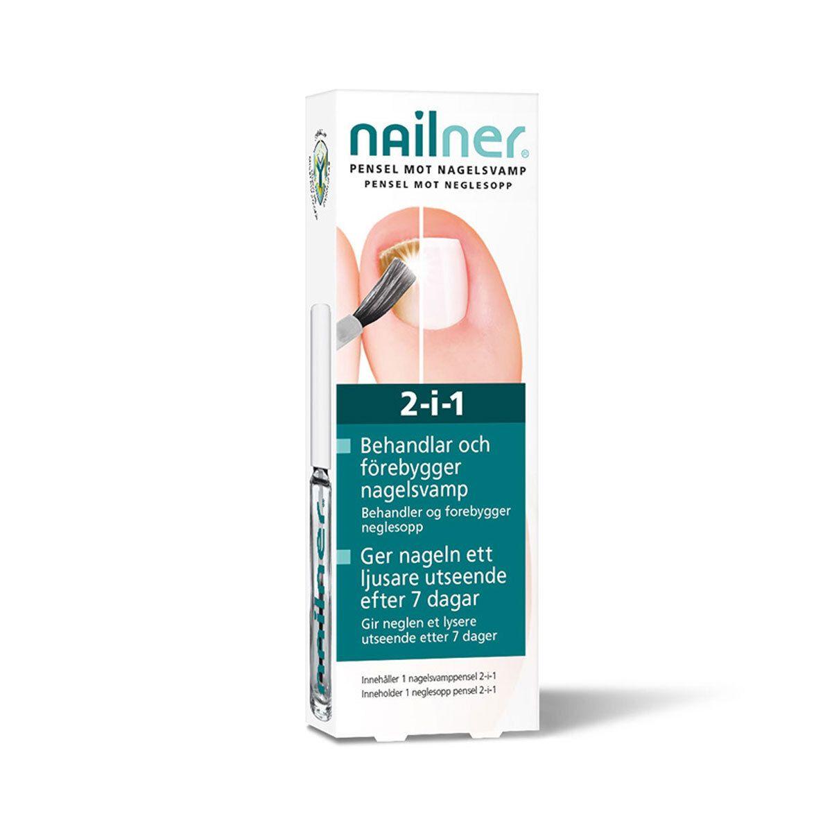 läkemedel mot nagelsvamp