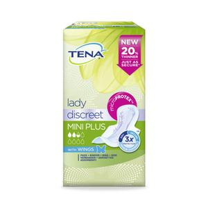 Tena Lady Mini Plus med vingar