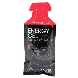 Pure Power Energy Gel Vattenmelon - 1 st