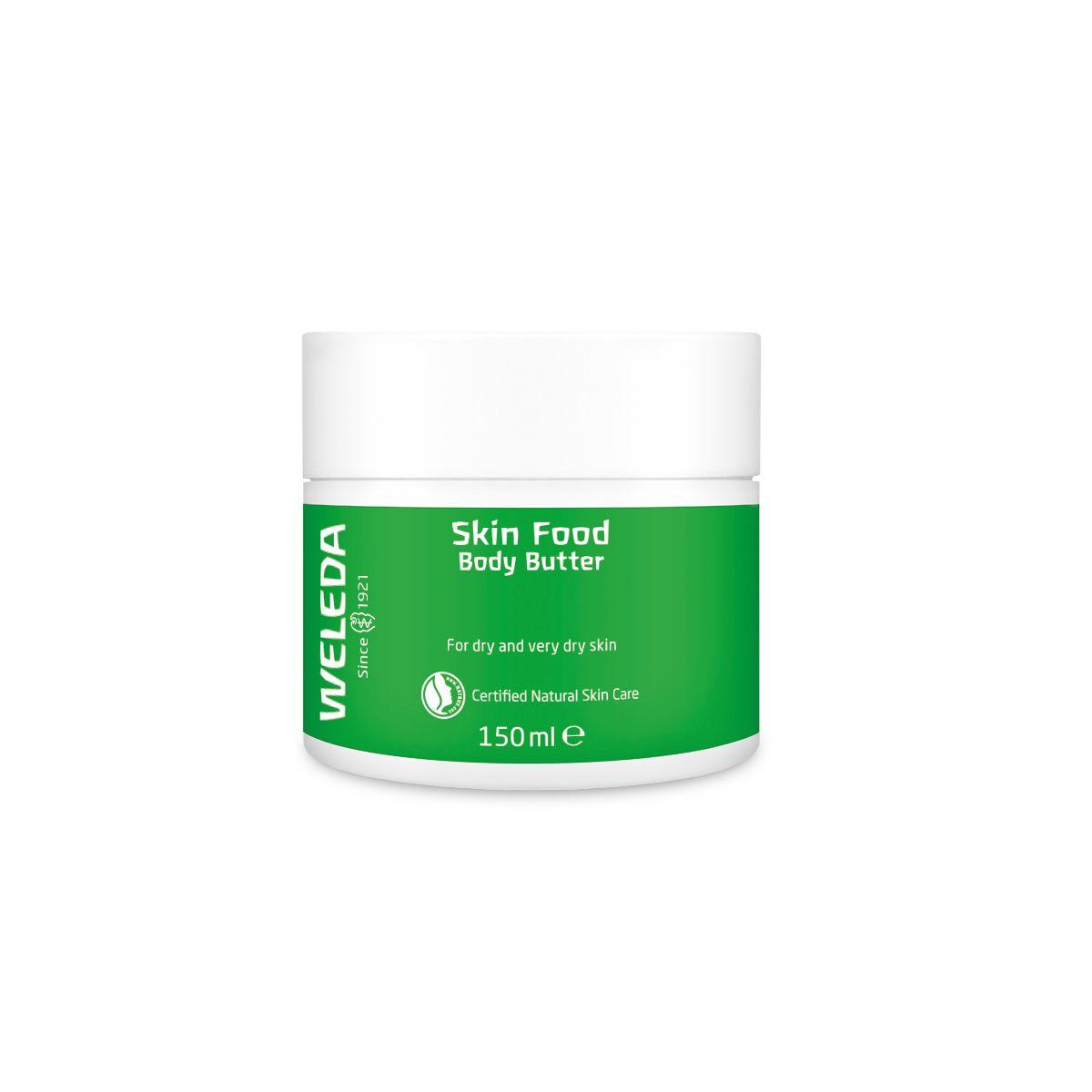 100% hög kvalitet bra konsistens specialavsnitt Köp Weleda Skin Food Body Butter - 150 ml på Med24.se