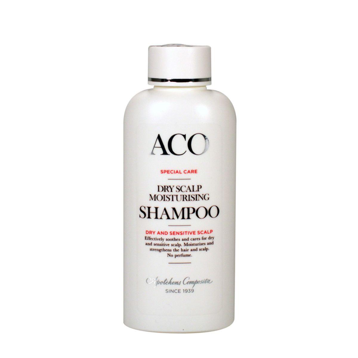 milt schampo för hårbotten