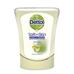 Dettol No-Touch Hand Wash Aloe Vera Refill - 250 ml Med24.se