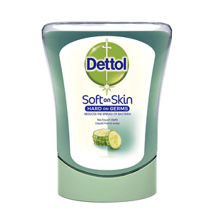 Dettol No-Touch Cucumber Hand Wash refill - 250 ml Med242.se