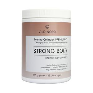 Vild Nord Collagen Strong Body - 315 g