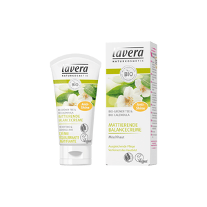 Lavera Mattifying Balancing Cream Green Tea - 50 ml