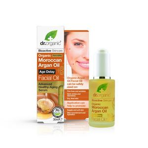 Dr. Organic Argan Oil Facial Oil - 30 ml