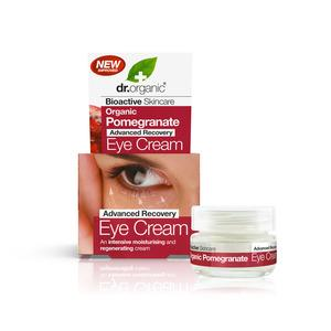 Dr. Organic Pomegranate Eye Cream - 15 ml