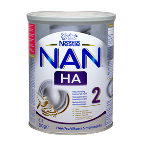 nan modersmjölksersättning innehåll