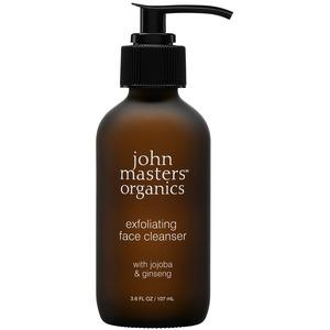 John Masters exfoliating face cleanser - 118 ml