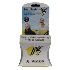 Bee Patch plaster bi & getingstick - 5 st