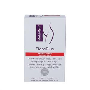 Multi-Gyn Flora Plus - 5 x 5 ml
