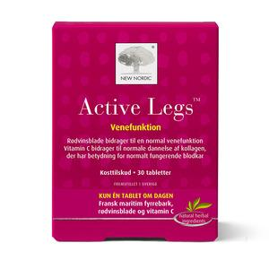 New Nordic Active Legs - 30 tabletter